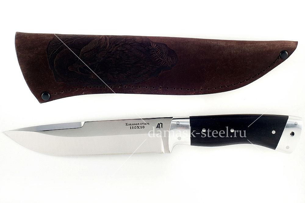 Нож Варан-1 сталь 110х18 граб цельнометаллический