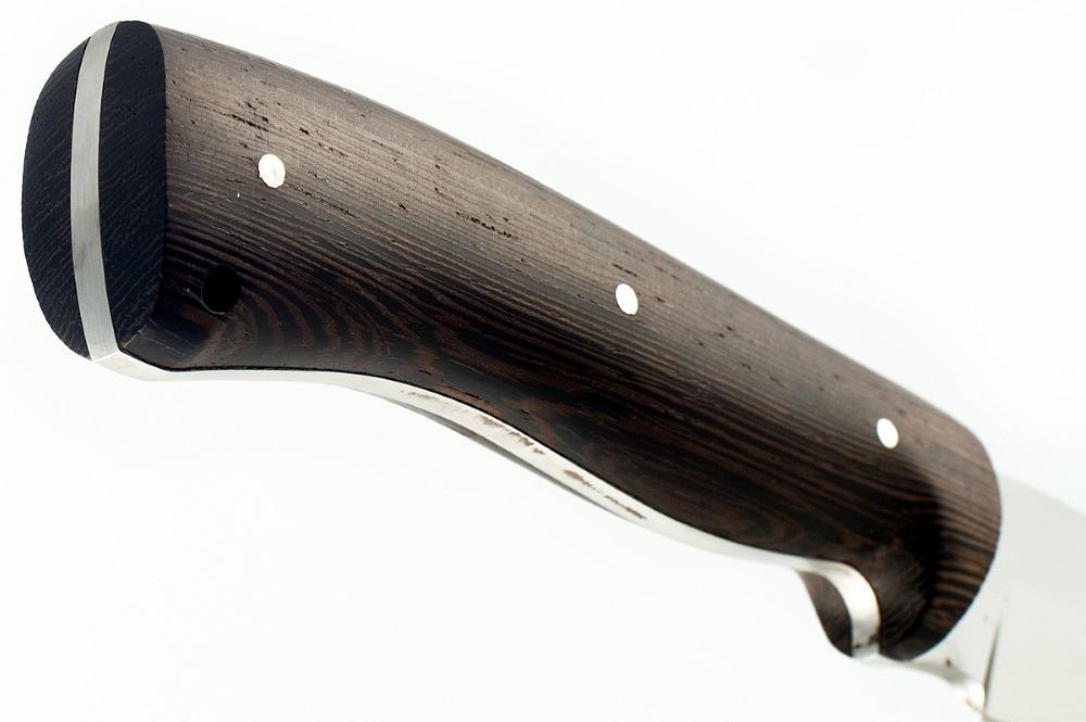 Нож Бизон-3 сталь 110х18 цельнометаллический