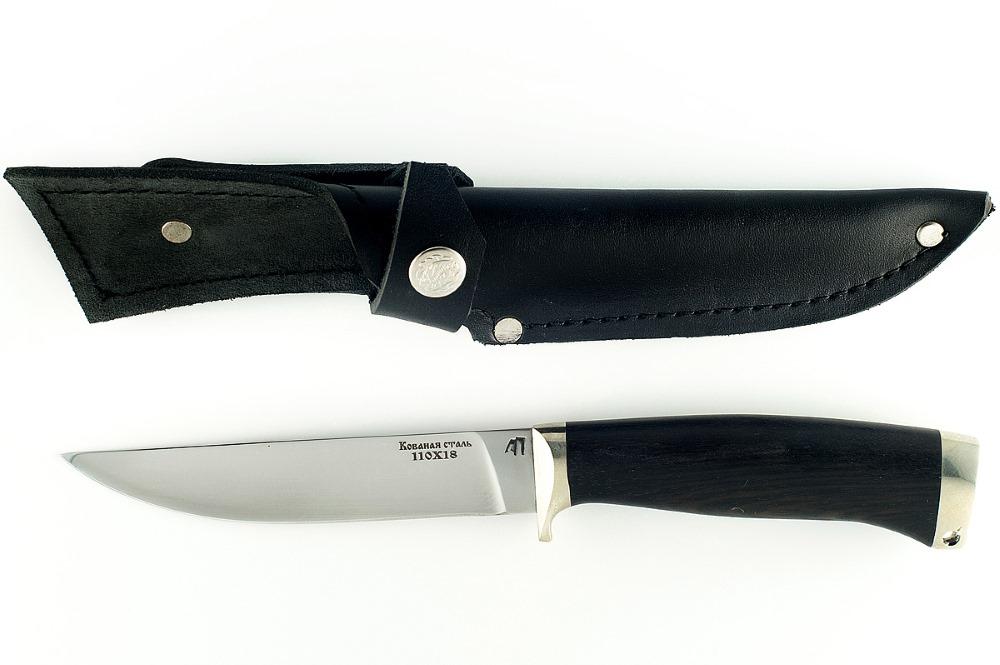 Нож Хорёк-1 сталь 110х18 граб