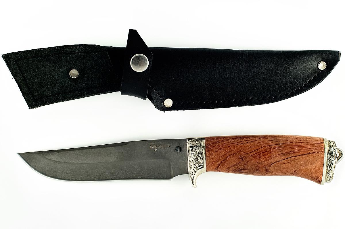 Нож Егерь-4 сталь литой булат бубинга