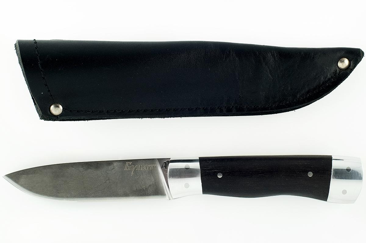 Нож Ласка-5 сталь литой булат цельнометаллический