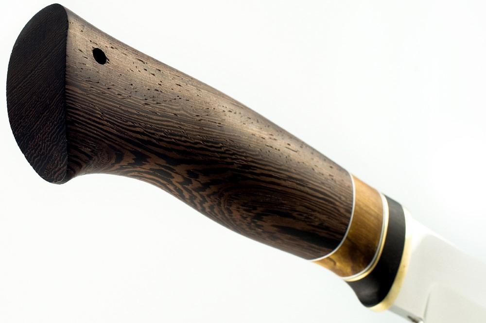 Нож Бизон-3 немецкая сталь D-2 венге