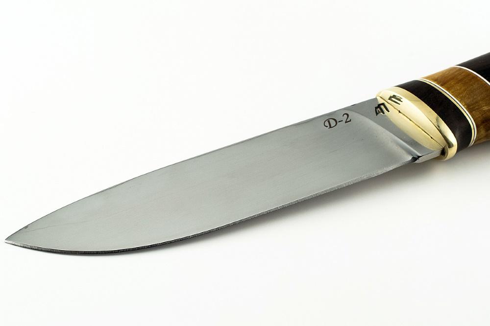 Нож Варан немецкая сталь D-2 граб
