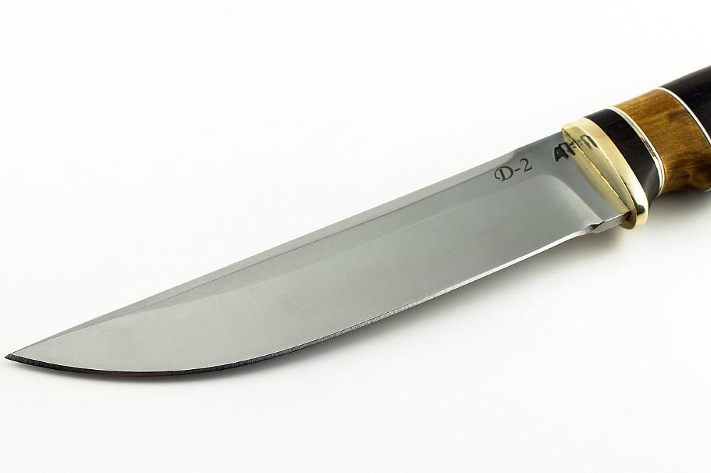 Нож Волк-2 немецкая сталь D-2 граб