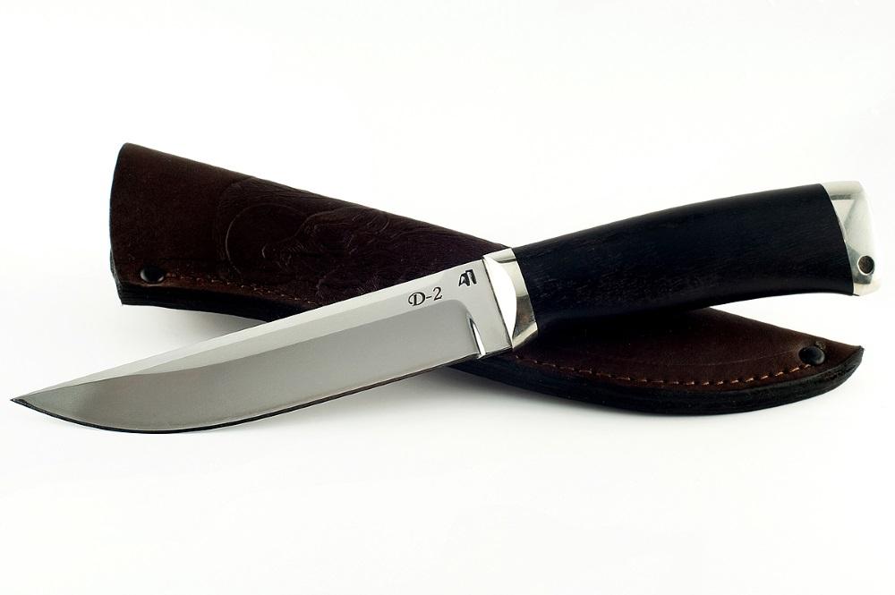 Нож Волк-4 немецкая сталь D-2 граб