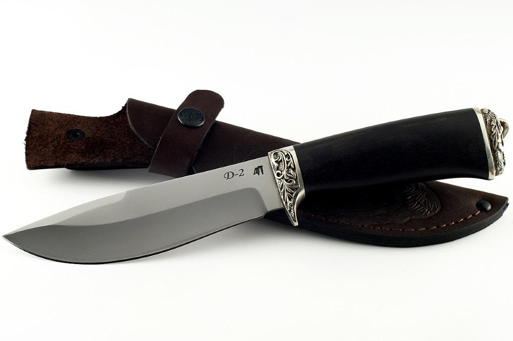 Нож Олень немецкая сталь D-2 граб