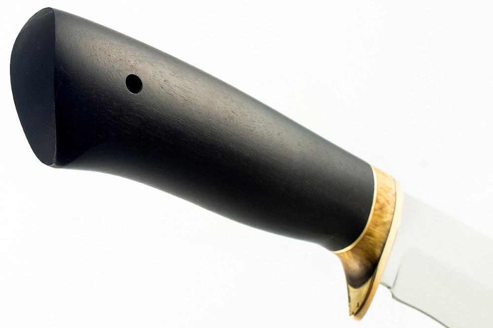 Нож Олень-2 немецкая сталь D-2 граб