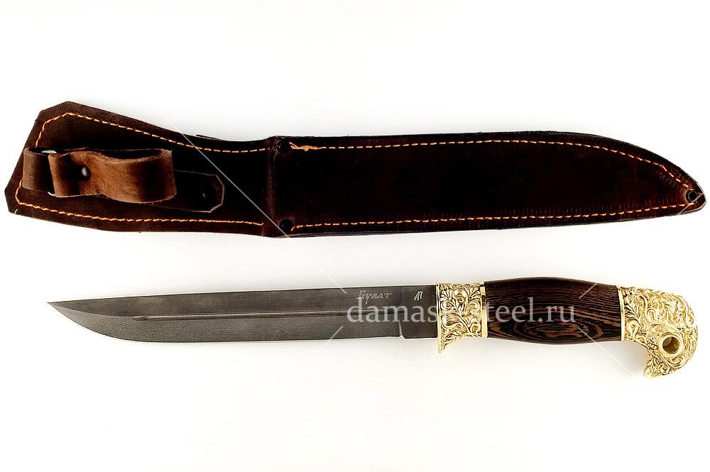 Нож Донской-9 сталь булат венге