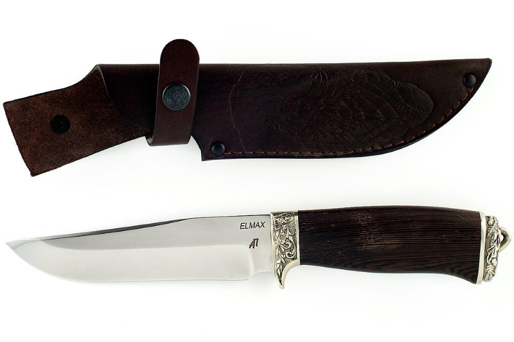 Нож Егерь сталь Элмакс венге