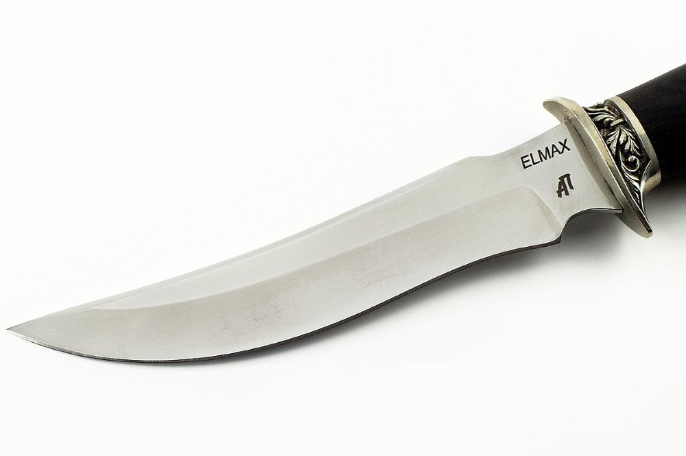 Нож Осётр сталь Элмакс венге