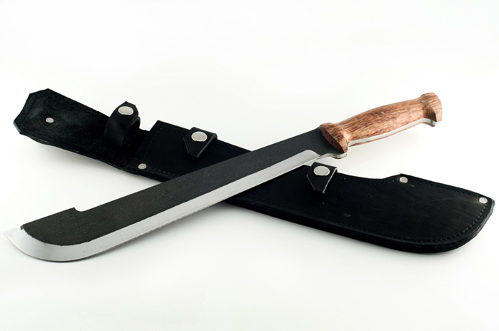 Мачете Камыш-3 сталь 95х18 бубинга