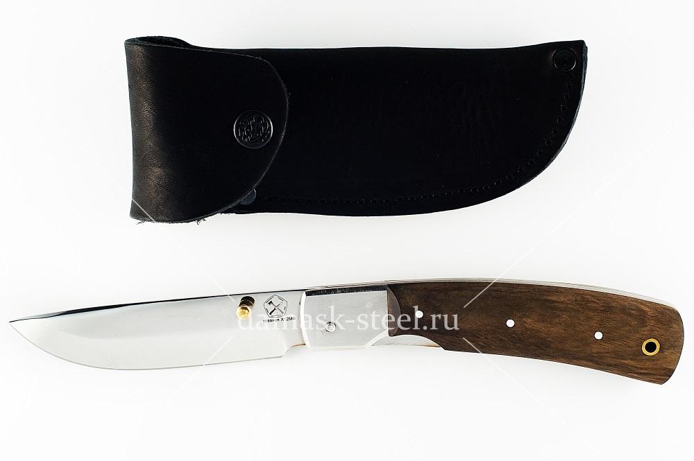 Нож Шакал-7 кованая  сталь х12мф складной
