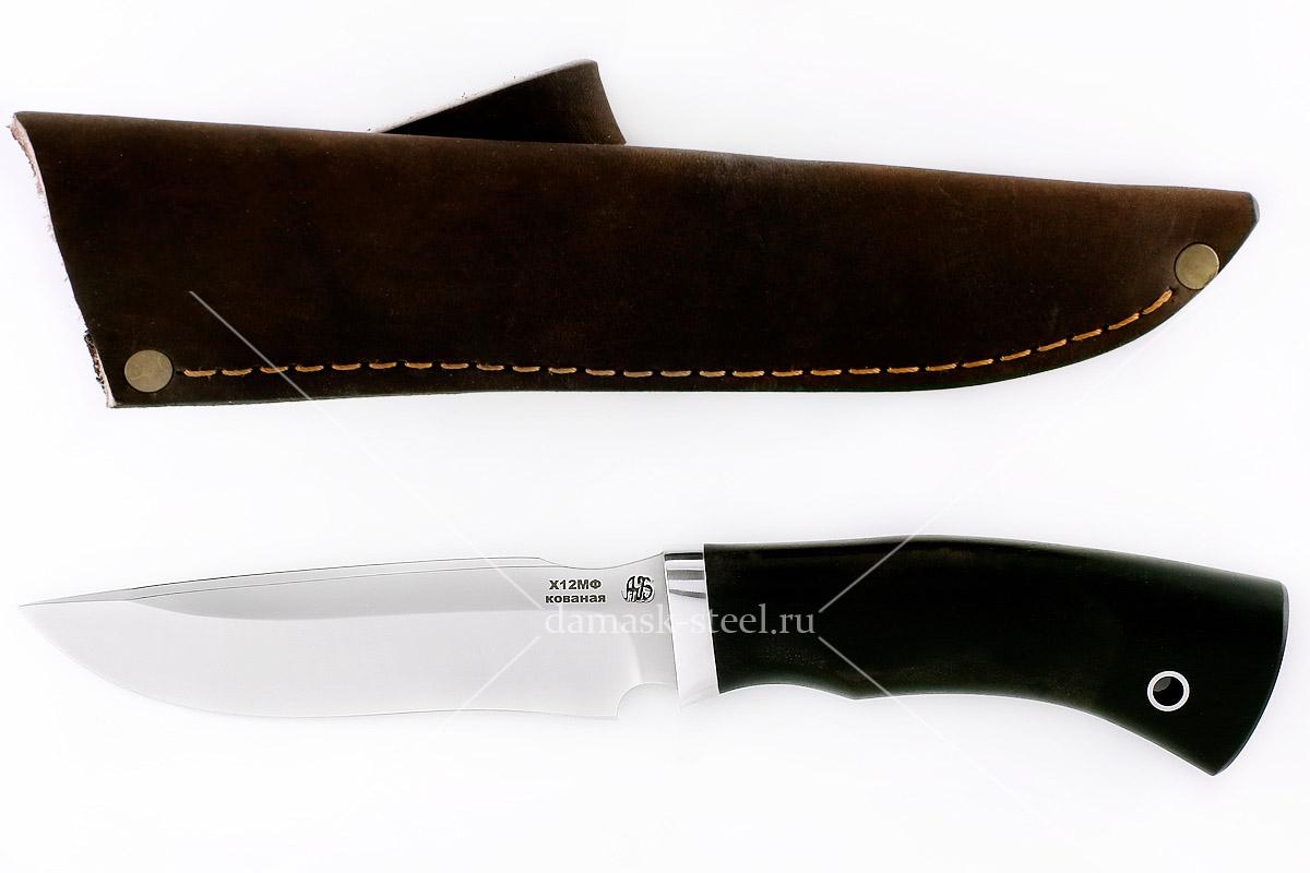 Нож Хищник(n)-1 кованая сталь х12мф граб