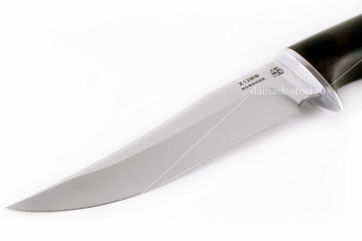 Нож Мангуст(n)-1 кованая сталь х12мф граб